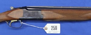 Browning Citori Sporter 20g Over Under Shotgun