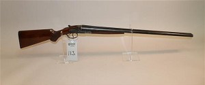 16 gauge  LC Smith Hunter Arms Company Field Grade side by side double barrel shotgun