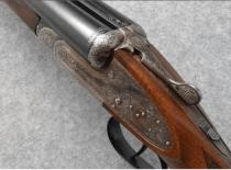 B.C. Miroku Model FE My Luck Double Barrel SxS Shotgun