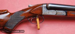 "Ithaca NID Grade II 10ga 3 1/2"" Magnum SxS Shotgun"