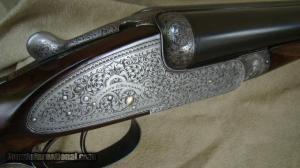 Holland & Holland Royal 12 ga Side-by-Side shotgun