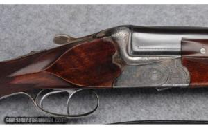"Franz Sodia Model Over Under Shotgun, 12 Gauge, 28"" bbls"