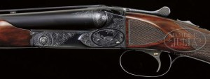 WINCHESTER MODEL 21 DELUXE SKEET GUN NO. 5 ENGRAVED WITH VENTILATED RIB
