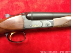 """20ga Beretta 626 Onyx Side-by-Side, 28"""" bbls"""