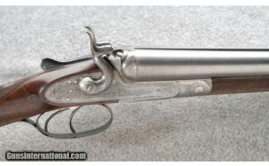 W. Richards (Liverpool) Hammergun 12 Gauge Shotgun