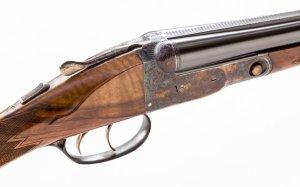 Win.-Parker Repro. 28g DHE Grade 2-Bbl SxS Shotgun: