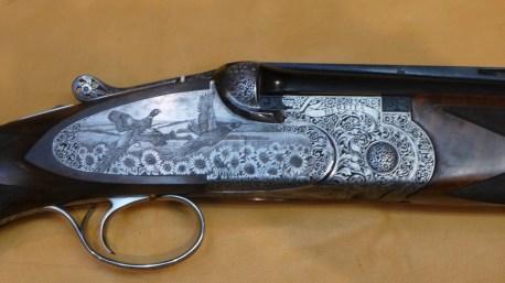 12 gauge Beretta Sparviere O/U shotgun