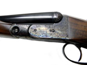 Parker Reproductions Model DHE 20 Gauge SxS Shotgun: