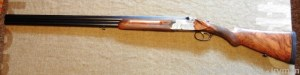 "Beretta ASE-L 12ga, double triggers, 30"" light full and improved cylinder barrels"
