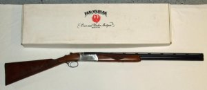 28 gauge Ruger Over/Under Red Label