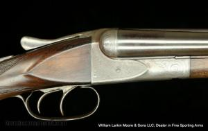 A.H. FOX A grade SXS 20 Gauge Double Barrel Shotgun