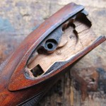 12 gauge W. & C. Scott double barrel shotgun, 1885, incredible condition