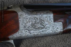 Beautiful Belgium Browning Diana Superlight 12 gauge