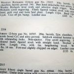 1965 Holland & Holland Sporting Guns & Rifles Catalog