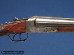 Ithaca Grade 2 Flues 12ga SxS Pigeon Gun