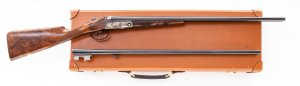 Winchester-Parker Reproduction 28ga DHE Grade Two-Barrel Set Side-by-Side Shotgun, #28-1217: