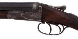 A.H.Fox A Grade Lightweight Double Barrel Shotgun