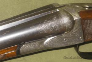 A.H. Fox CE Grade 20ga Double Barrel Shotgun