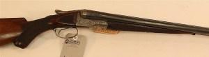 AH Fox XE Grade side by side double barrel shotgun. 12 ga.