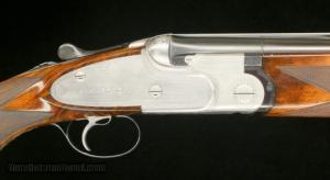 BERETTA Model SO4 International Trap O/U 12 GA