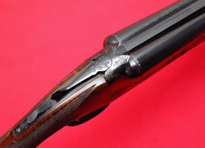 """Winchester Model 21 """"Custom Grade"""" Side-by-Side 12-gauge"""