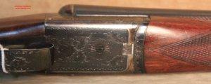 12 gauge Webley & Scott SxS Shotgun @ Cherry's Fine Guns