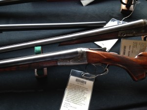 Nice looking 20g Fox Sterlingworth seen at Orvis's Game Fair Weekend