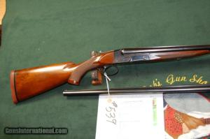 ULTRA RARE 20 GAUGE WINCHESTER MODEL 21 TWO BARREL SET: