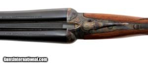 20 gauge A.H. Fox Sterlingworth Shotgun with Ejectors