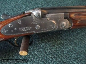 Beretta SO4 Trap 12 ga O/U Shotgun
