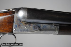 "12g Fox Sterlingworth ""Trap"" with true 32"" barrels"