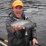 Fat landlocked salmon
