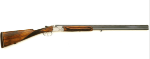Lot 575: 20g Beretta Asel Model Over Under Shotgun