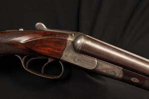 Lindner Made Charles Daly SxS Shotgun, Diamond Quality SN307, 1800s Antique 12 Gauge