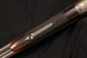 Lindner Made Charles Daly SxS Shotgun, Diamond Quality SN307, 1800s Antique 12 Gauge