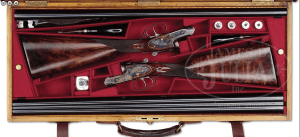 12g James Purdey & Sons SxS Double Barrel Shotguns, Original or redone?