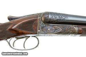A.H FOX XE 12 GAUGE SxS American Shotgun