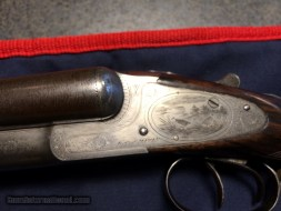 1903 LC Smith No. 3 12G SxS Shotgun