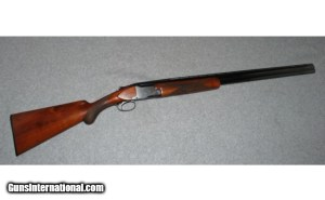 Browning Superposed  20 GA Over Under Double Barrel Shotgun
