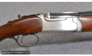Ruger Red Label 28 Ga O/U Doubl Barrel Shotgun.