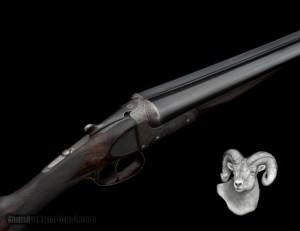 12 gauge William Ford - BLE - Side-by-Side Double Barrel Shotgun