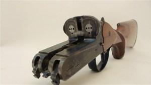 MERKEL 47E Boxlock, ejector, single trigger 20 gauge