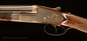 Flli Piotti 20 gauge sidelock with fabulous engraving