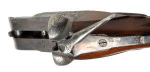 Parker Bros. D.H. SXS Double Barrel Shotgun #226300