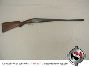 Webley & Scott 12 gauge Model 700 SxS Shotgun