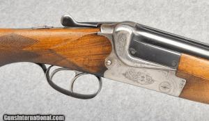 Merkel Model 200E OU Shotgun, 12 Gauge