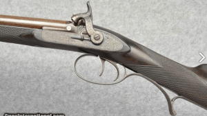J. Purdey Percussion SxS, 1847 vintage, 50 bore
