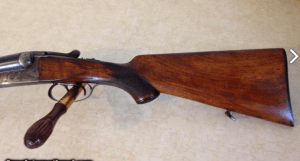 GREAT CONDITION!!!! 12ga Inman Meffert, Suhl SxS shotgun