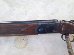"""BERETTA 686 Black Onyx 20 GA, 28"""", OU Shotgun"""
