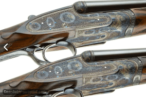 BOSS & Co. BEST PAIR SXS 410 SHOTGUNS